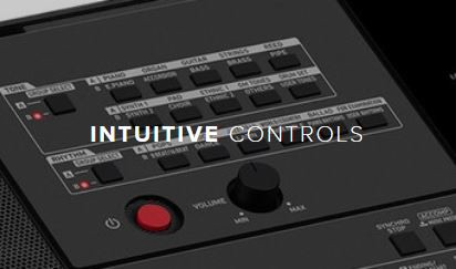 CTX5000 Intuitive Controls