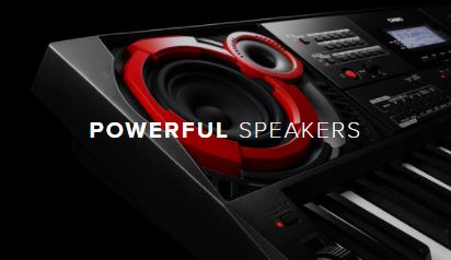 CTX5000 Powerful Speakers